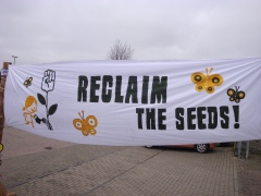 Reclaim The Seeds ingang